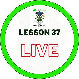 FCM1 Lesson 37 LIVE - 03/11/20