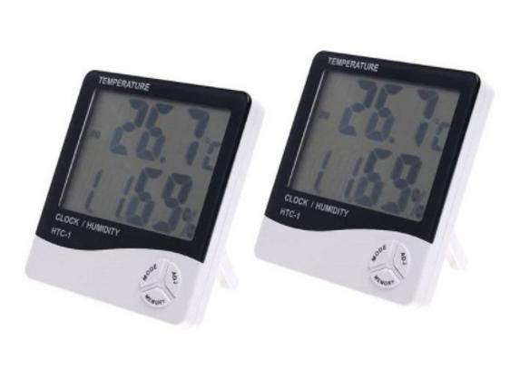 2pk - Digital Thermo-Hygrometers