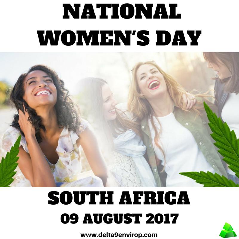 Delta 9 Envirop meme WomensDay SA