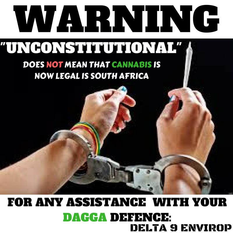 Delta 9 Envirop meme warning still illegal