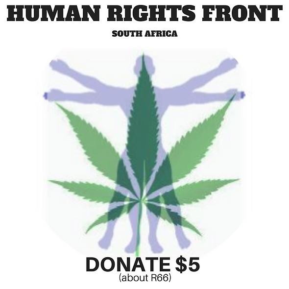 HRF Donation - $5