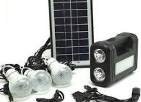 GD Lite Solar Lighting System 8017