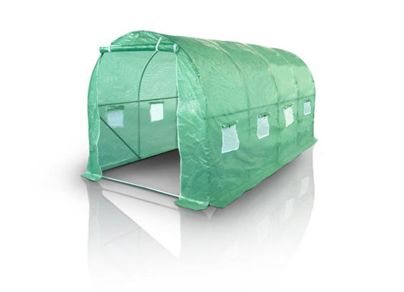Greenhouse Tunnel Pro 200X450 Pe 25Mm