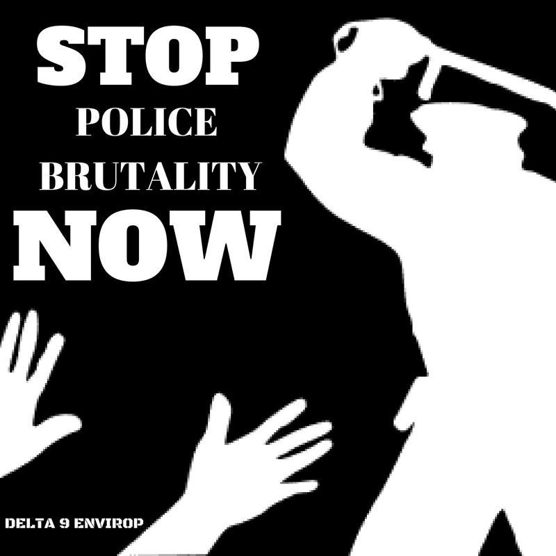 Delta 9 Envirop meme police brutality