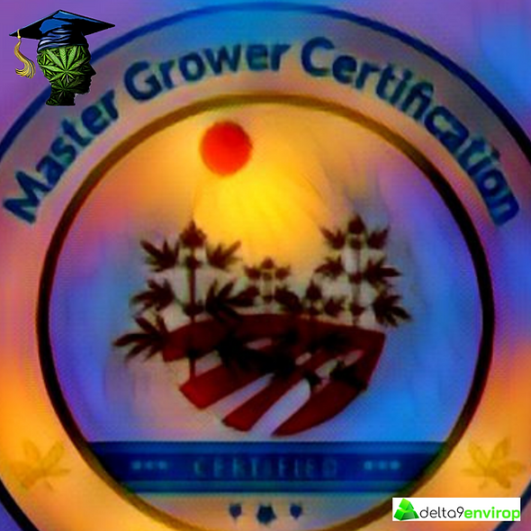 MCC - Master Cannabis Cultivator Industry Certification