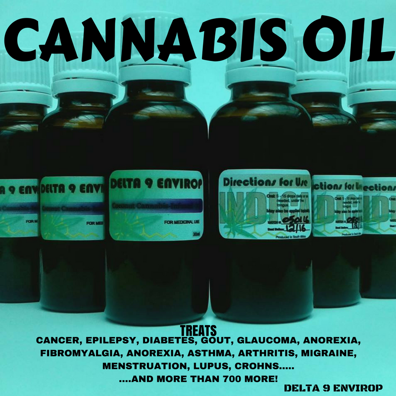 Delta 9 Envirop meme ad cannabis oil coconut infusion