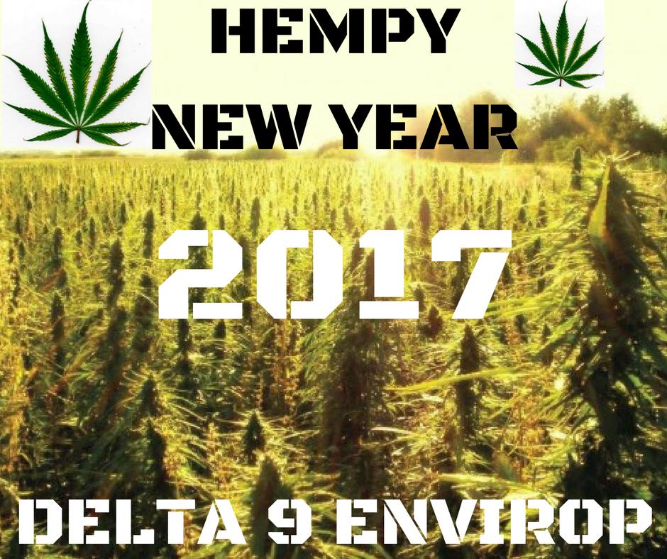 Delta 9 Envirop meme hempy new year 2017