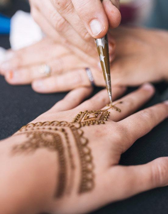 Curso de Henna Natural
