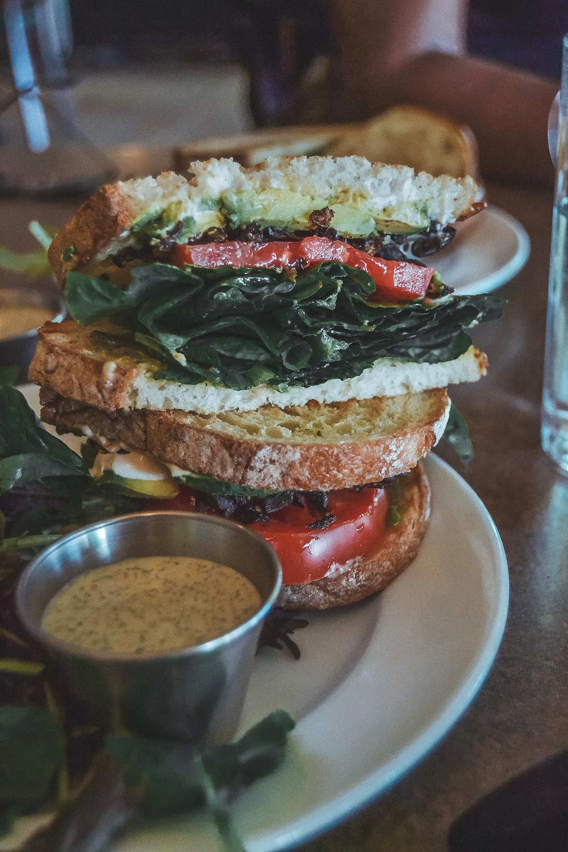 SBLAT Sandwich at Vtopia