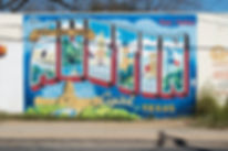 Greetings From Austin Wall