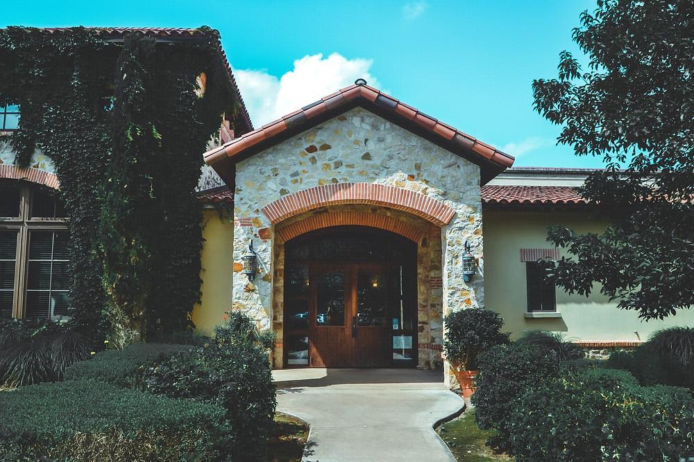 Duchman Family Winery in Driftwood, Texas