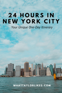 24 Hours in New York City - Your Unique One-Day Itinerary