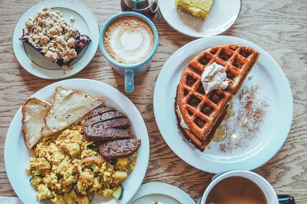 Nectar Cafe in Portland Oregon
