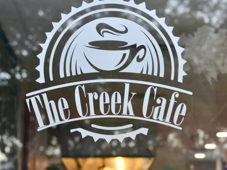 Tasting Vegan Food! 5-Course Meal at The Creek Cafe