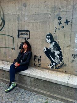 Logan and Graffiti