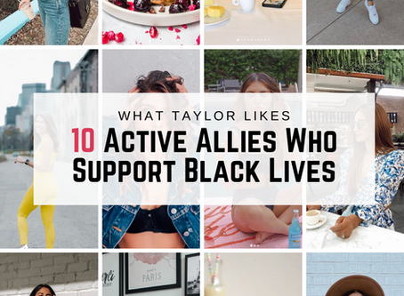 10 Active Allies Who Support Black Lives