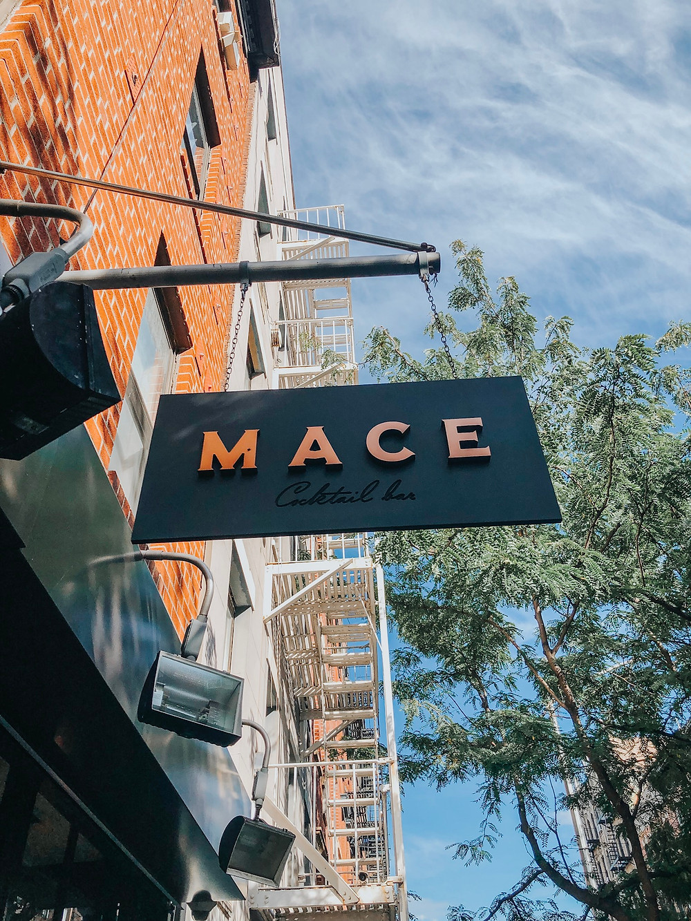 Mace Cocktail Bar New York City - 24 Hours in New York City - Your Unique One-Day Itinerary