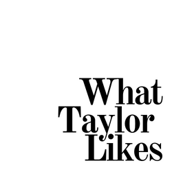 What Taylor Likes - big logo 2018