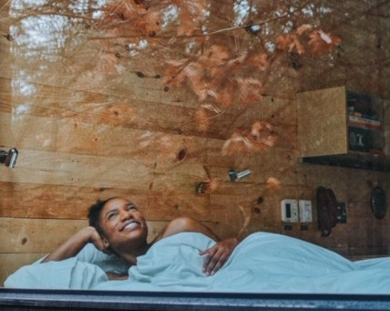 4 Tips for Glamping at Getaway's Tiny Cabin
