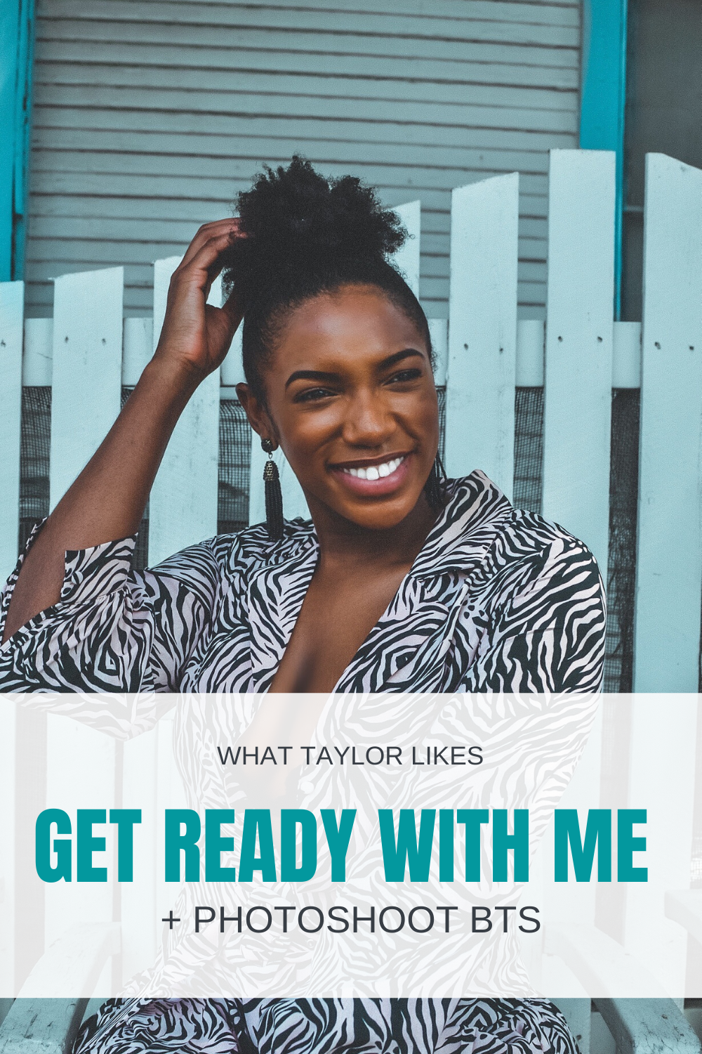Get Ready With Me + Photoshoot BTS - What Taylor Likes