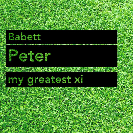 'My Greatest XI'