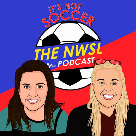 Ella joins the NWSL Podcast