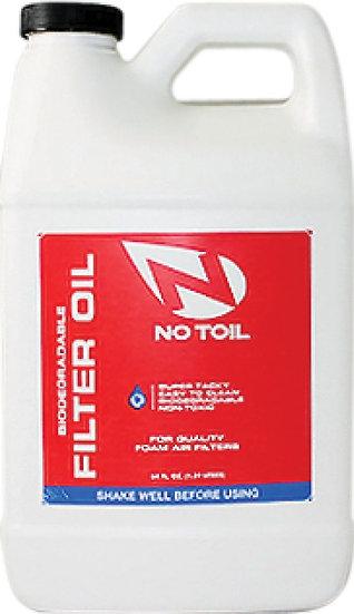 NO TOIL FILTER OIL 1/2 GAL