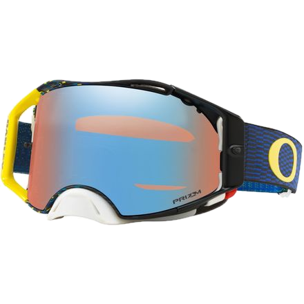 Oakley Airbrake MX Goggles With Prizm Lens