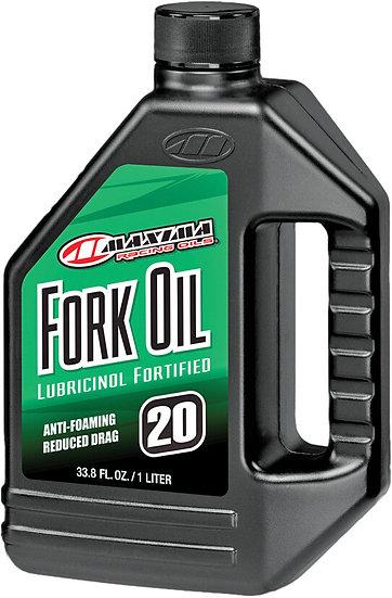 MAXIMA FORK OIL 20W LITER