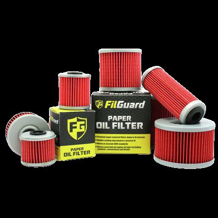 FilGuard Premium Oil Filter