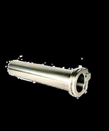 PAX RACING CRF110 BILLET ALUMINUM THROTTLE TUBE 2019-2021