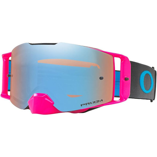 Oakley Front Line MX Goggles With Prizm Lens