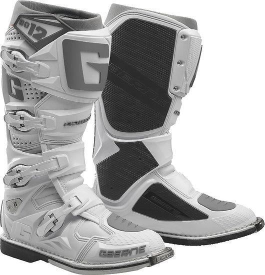 GAERNE SG-12 BOOTS WHITE SZ 10