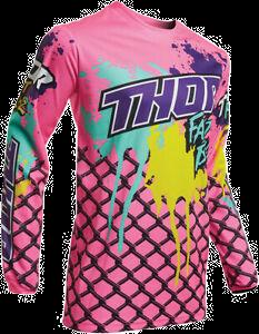 Thor 2020 Pulse Jersey - Fast Boyz LARGE