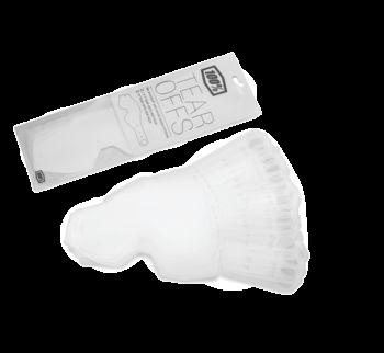 100% Standard Tear-Offs  50 pk