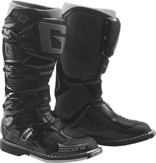 GAERNE SG-12 BOOTS BLACK SZ 11