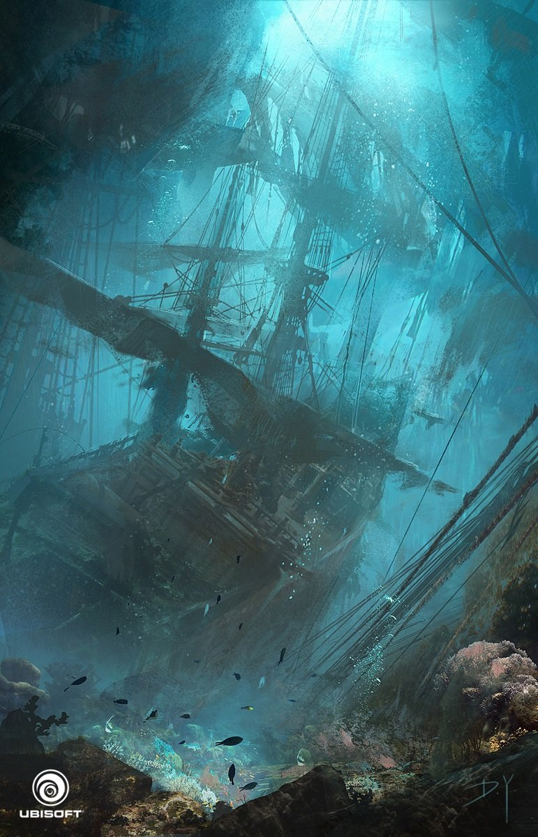 Underwaterwreck