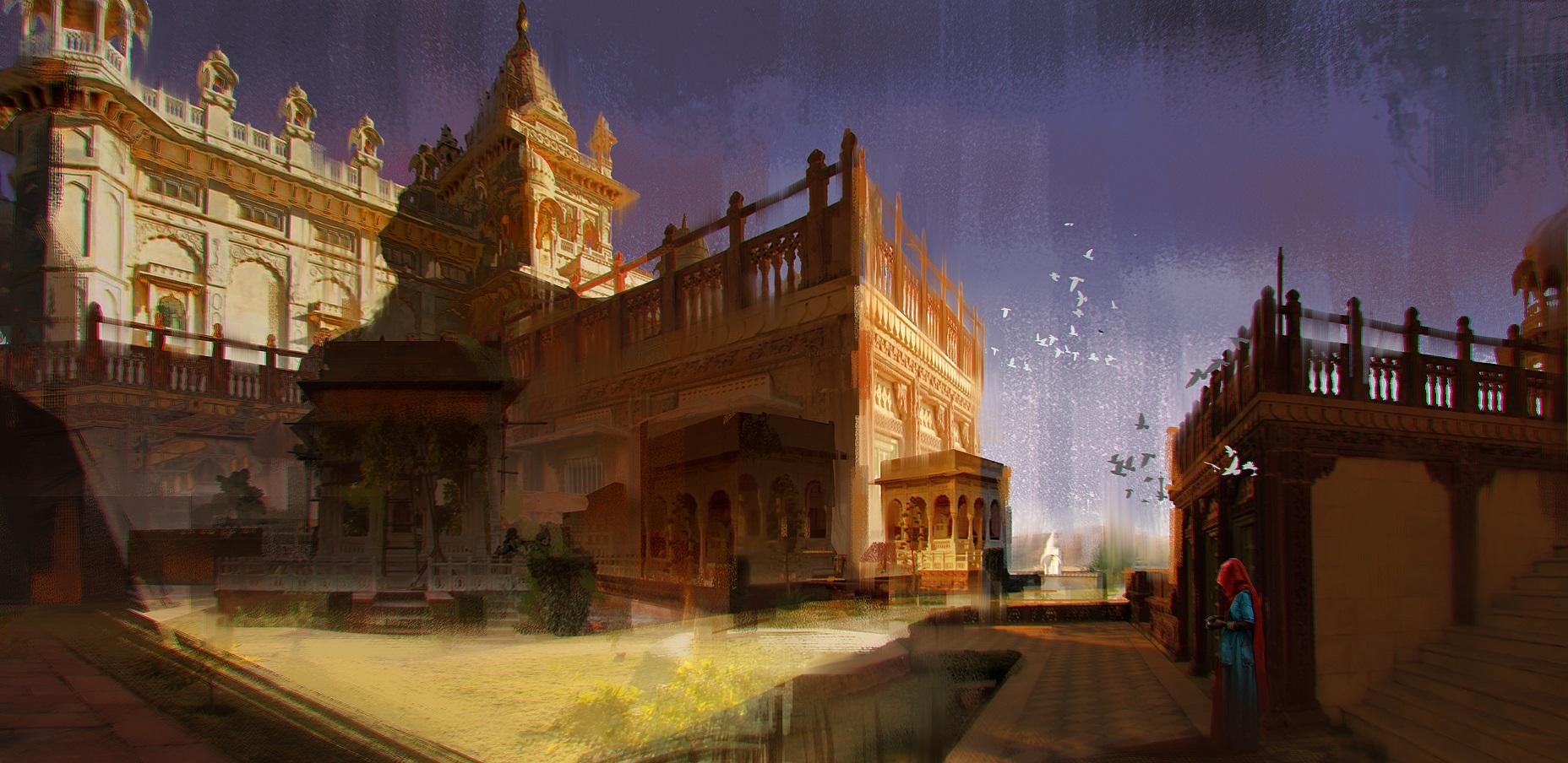 Virtual Plein Air Painting Demo: Jas