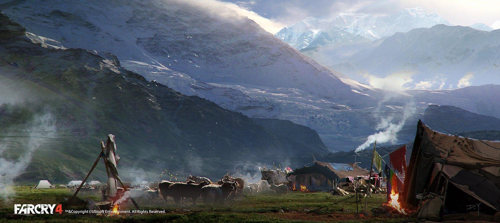 exploration landscape