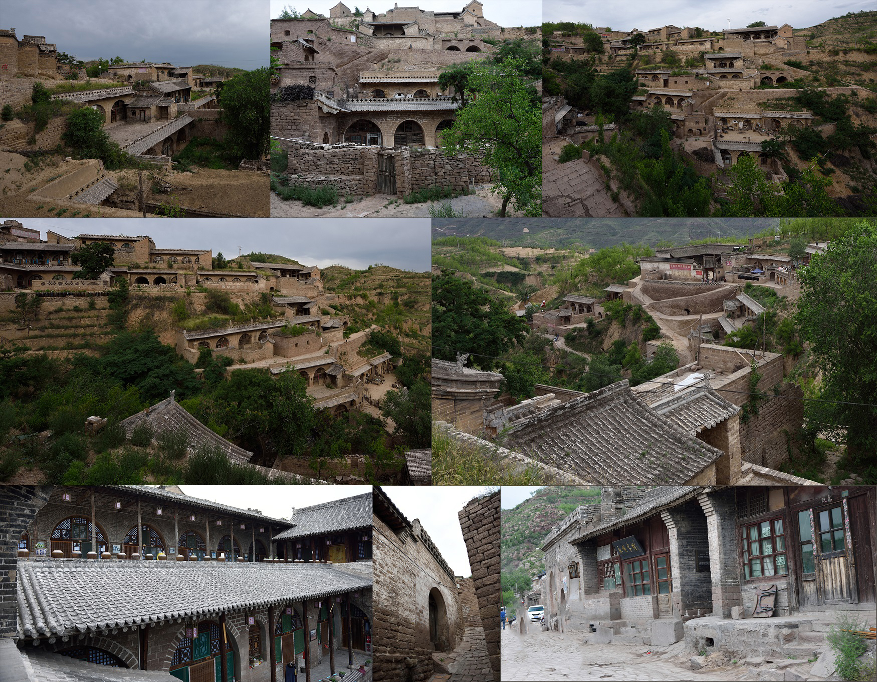 Reference Pack - Li Mountain Village