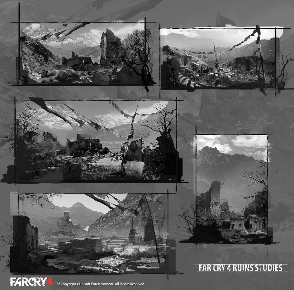 farcry4 studies