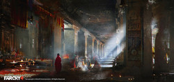 temple inside