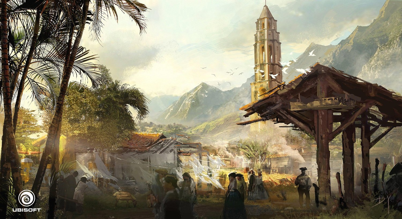 Village Landmark
