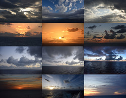Sky over Ocean