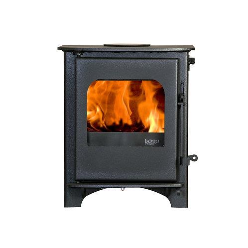 Boru 4kw solid fuel stove
