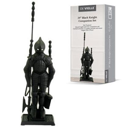 Knight ornamental 5 pce companion set