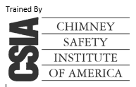 Trained by Chimney Safety Unstitute of A