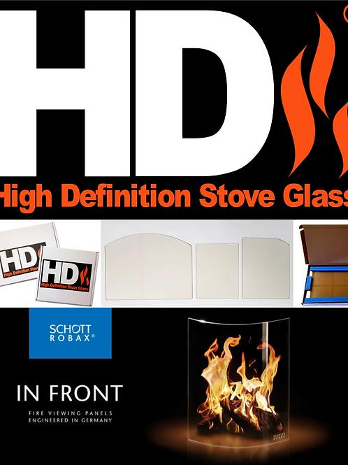 Stovax Stockton 5 Stove Glass