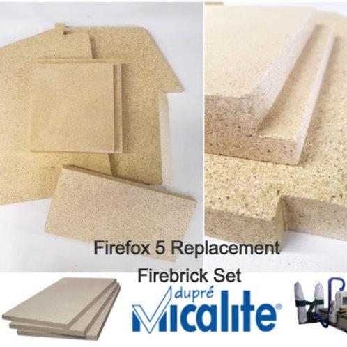 Fire fox stove parts