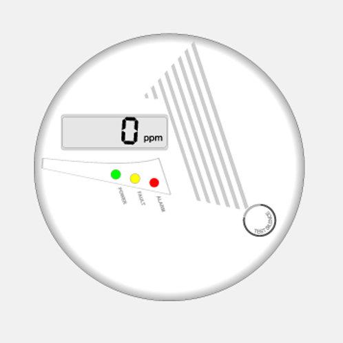Smart Sense Carbon Monoxide Detector by IQ Design